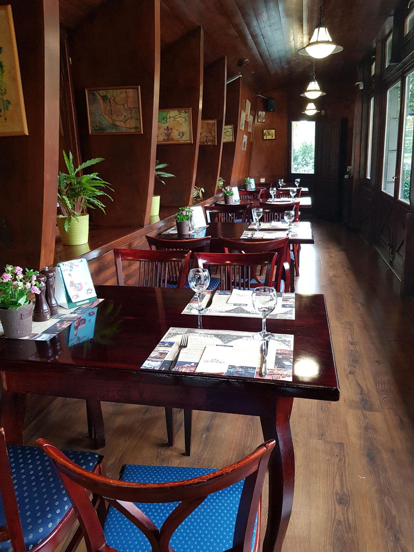 Étterem-külső